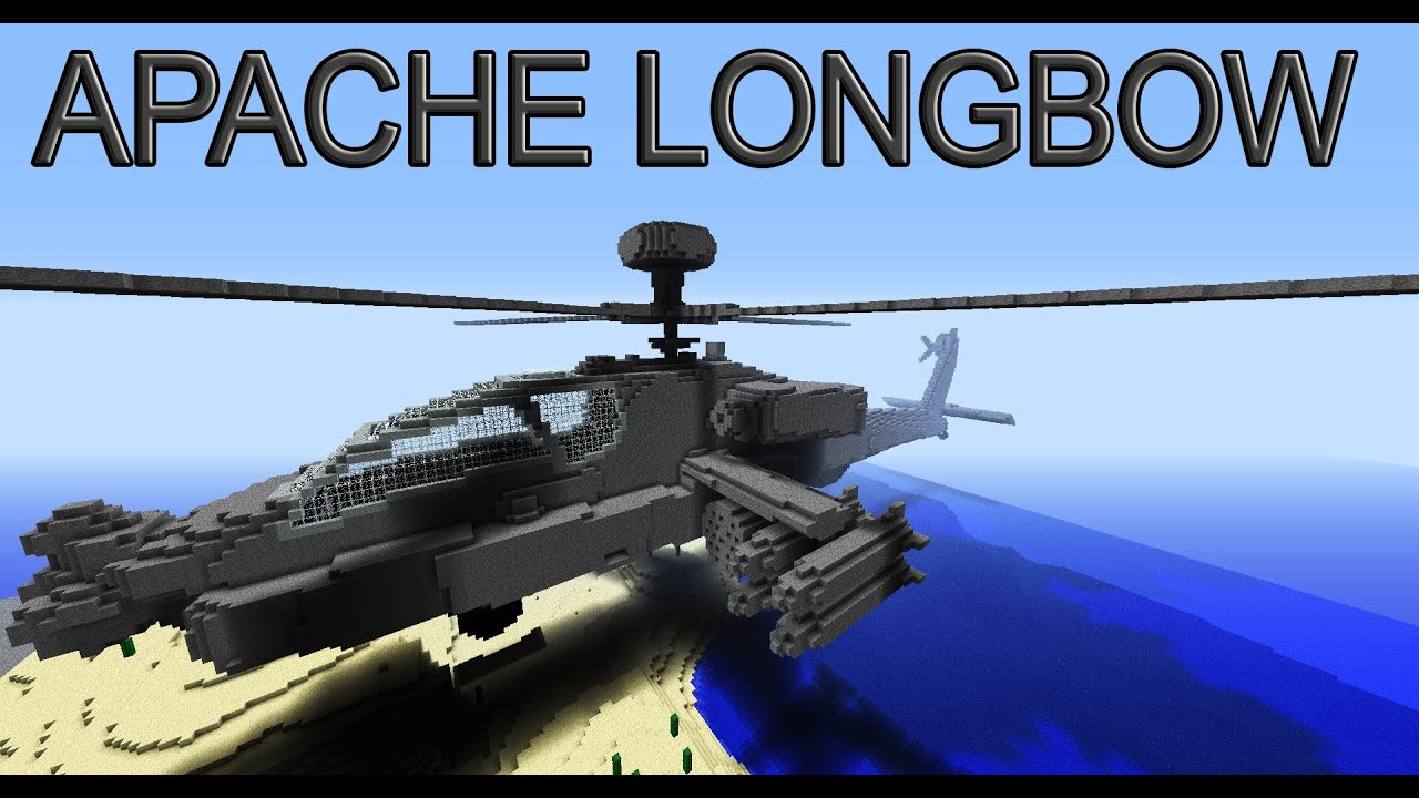 how to fly an apache helicopter