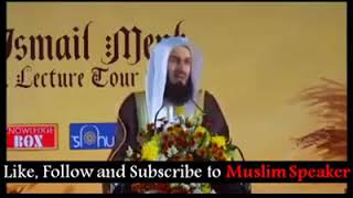 Porn Will Ruin Your Marriage  AL ISLAM GROUP  Powerful Reminder By Mufti Menk in English