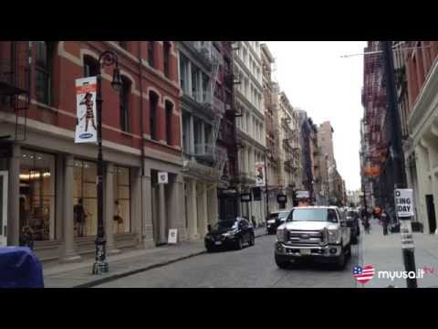 SoHo & TriBeCa New York: guida, visita, itinerari
