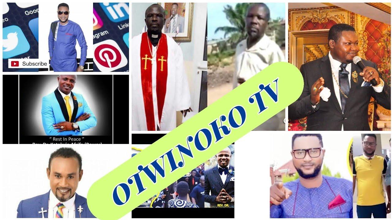 Prophet Igwe!!! Break'$ S!lence:: God will punish those who disgrace the dead (PASTORS)..