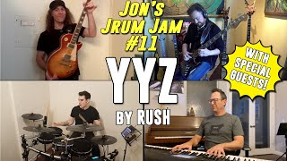 YYZ - Rush - Cover