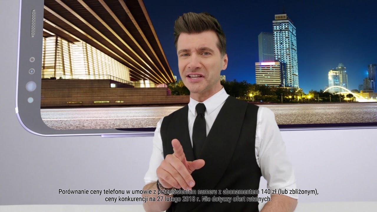 Tomasz Kammel prezentuje elegancki Samsung Galaxy S8 | TELEFON TYGODNIA w Play