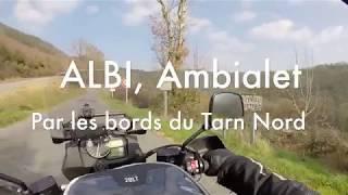 Petites routes du Tarn: Albi .... Ambialet