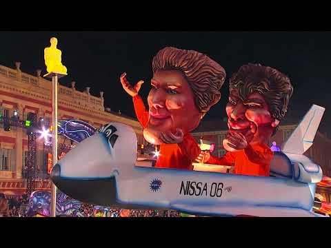 Carnaval de Nice 2018 : le Best Of
