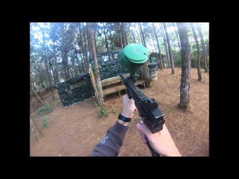 Paintball em Guaramirim - X Jungle - GoPro