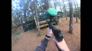 Paintball em Guaramirim - X Jungle - GoPro