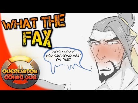 [Overwatch] What The Fax