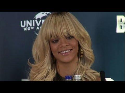 Rihanna Addresses Ashton Kutcher Relationship Rumors