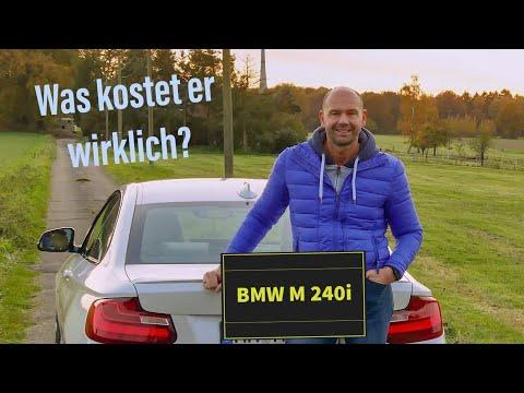 #BMW#M 240i #Unterhaltskosten - Welche Winterreifen? Servicekosten BMW?