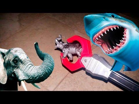 Шоу живых динозавров в Анапе единственное в Анапе шоу с