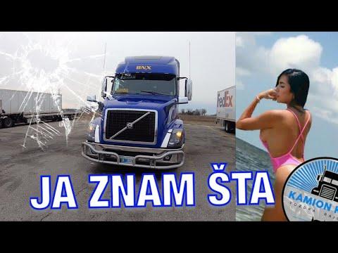 Kamion King - Šta jebe vozače?