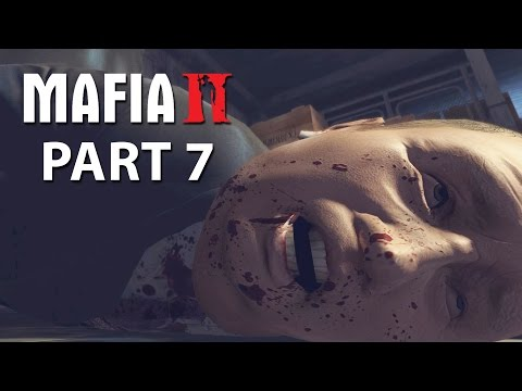 Mafia 2 Walkthrough Gameplay Part 7 - KILL THE FAT MAN