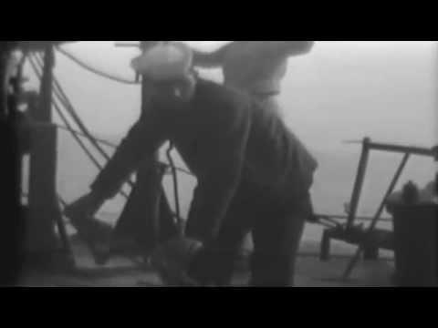 Aboard USS Independence (CVL-22), 04/22/1943 & Naval Air Station Adak, Alaska (full)