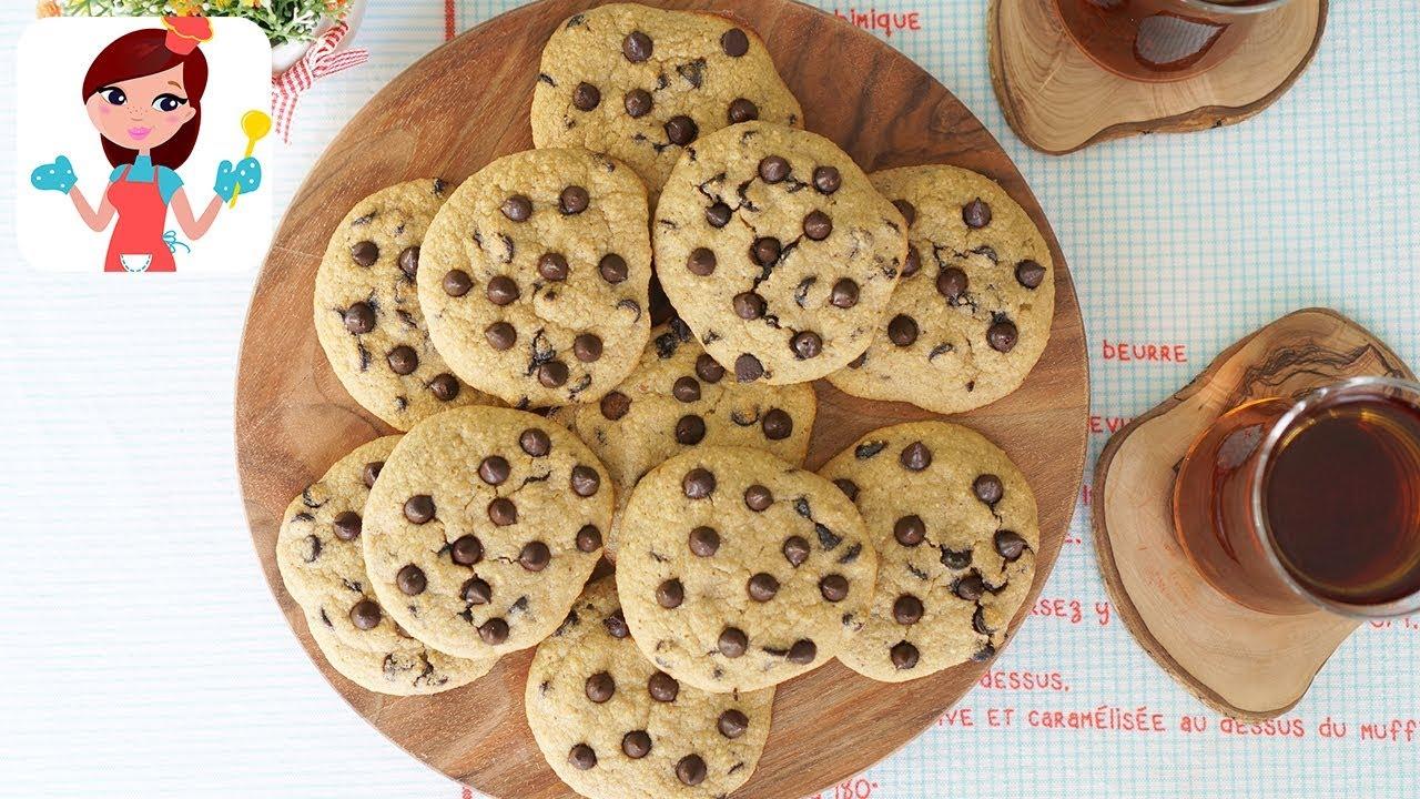 Damla çikolatalı kurabiye tarifi