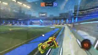 Rocket league #13 (Ranked doubles)