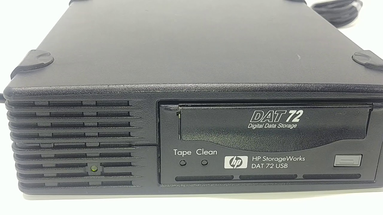 HP DAT C7438A DRIVERS