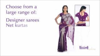 Missteeq Online's Website - South East Asian Designer Wear