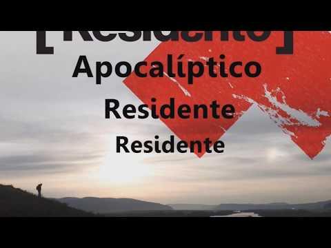 residente – apocalíptico letra