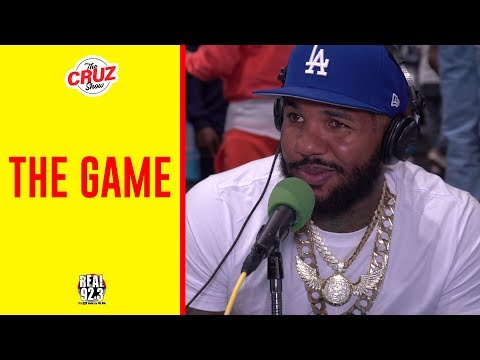The Game Talks w/ The Cruz Show at The BET Awards 2019