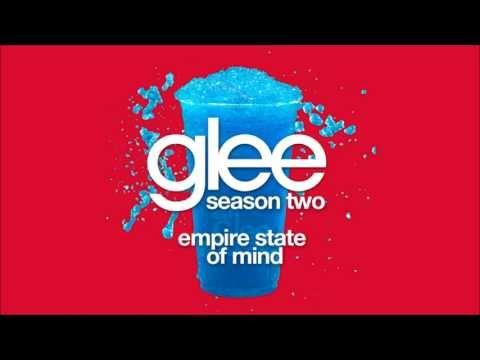 Empire State of Mind   Glee [HD FULL STUDIO]