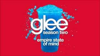 Empire State of Mind | Glee [HD FULL STUDIO]