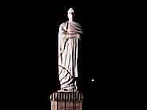 Ven Anagarika Dharmapala Thero Statue in Mulagandhakuti Vihara Sarnath