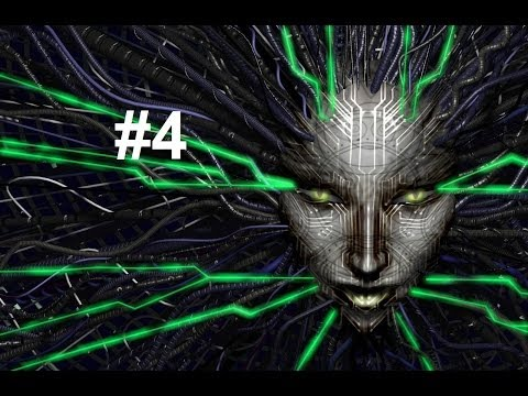 Pelataan System Shock 2 - Episodi 4, medical bay läpi, engineer taso kutsuu