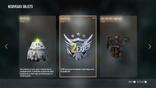 Call of Duty®: Advanced Warfare / largage de ravitaillement VS larguage avancé