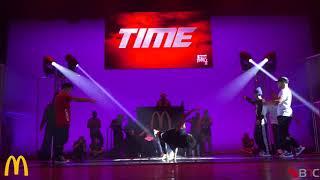 Video Knuckleheads Zoo Vs Rock Force | Semifinals | McDonald's B-Boy Royale 4 | BNC download MP3, 3GP, MP4, WEBM, AVI, FLV September 2017