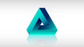 adobe illustrator cc 2015 tutorial new impossible triangle shape simple