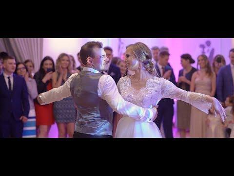 "Pierwszy Taniec Kasi i Mateusza do utworu Whitney Houston ""I Have Nothing"""