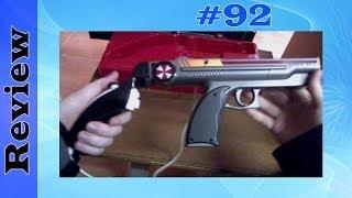 Resident Evil: The Umbrella Chronicles Shot Blaster (Nintendo Wii) unboxing & Review