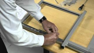 Assembly / Instruction Video Guide - Pull & Swing Kitchen Corner Unit