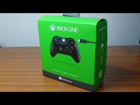 Microsoft Xbox One Controller for Windows