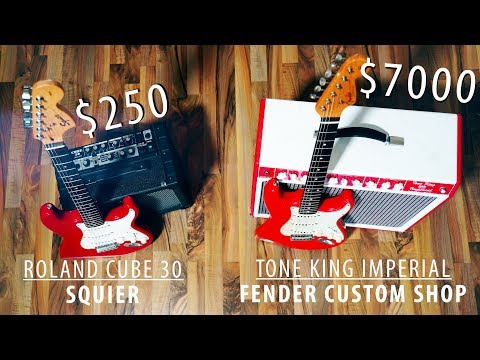 $250 vs $7000 rig | CHEAP vs EXPENSIVE!