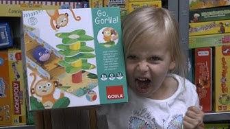 Go, Gorilla (Goula / Jumbo) - ab 3 Jahre und für Spielanfänger!