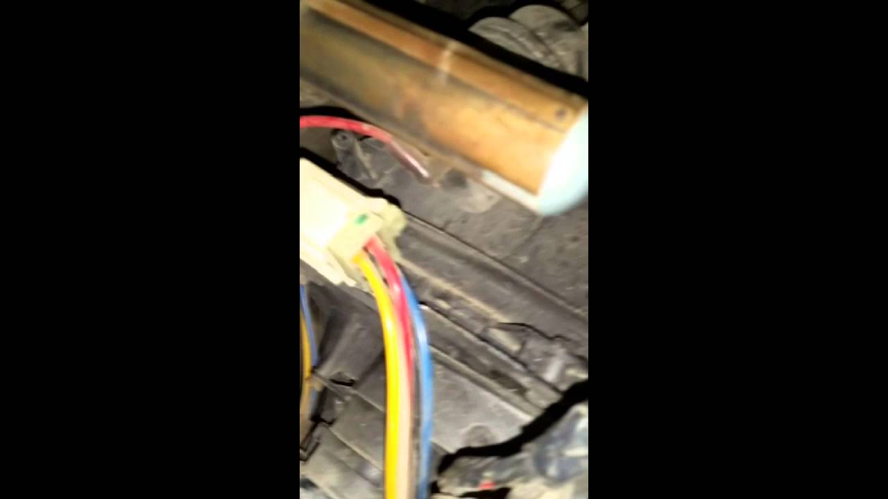 Ford F150 Ac No Power To Fan Fix Youtube 1983 F 150 Wiring Diagram Emergency Flashers