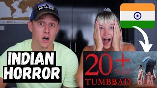 Tumbbad | Official Trailer | INDIAN HORROR Film! | FOREIGNERS CRAZY Reaction!