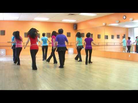 Beer Barrel Polka - Line Dance (Dance & Teach in English & 中文)