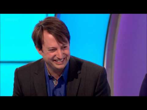 Would I Lie to You? - David Mitchell's teddy bear