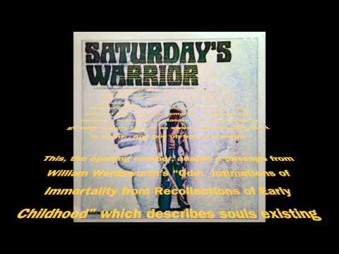 Saturday's Warrior Original Cast Recording -