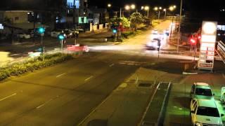 Night Traffic at Casuarina