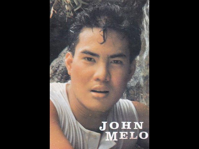 Kung Mayroong Ikaw (Lyric Video) Singer John Melo