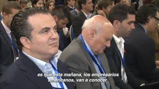 Jorge Brown, Vicepresidente de Advanced Leadership, Misión Comercial de Entre Ríos (Argentina)