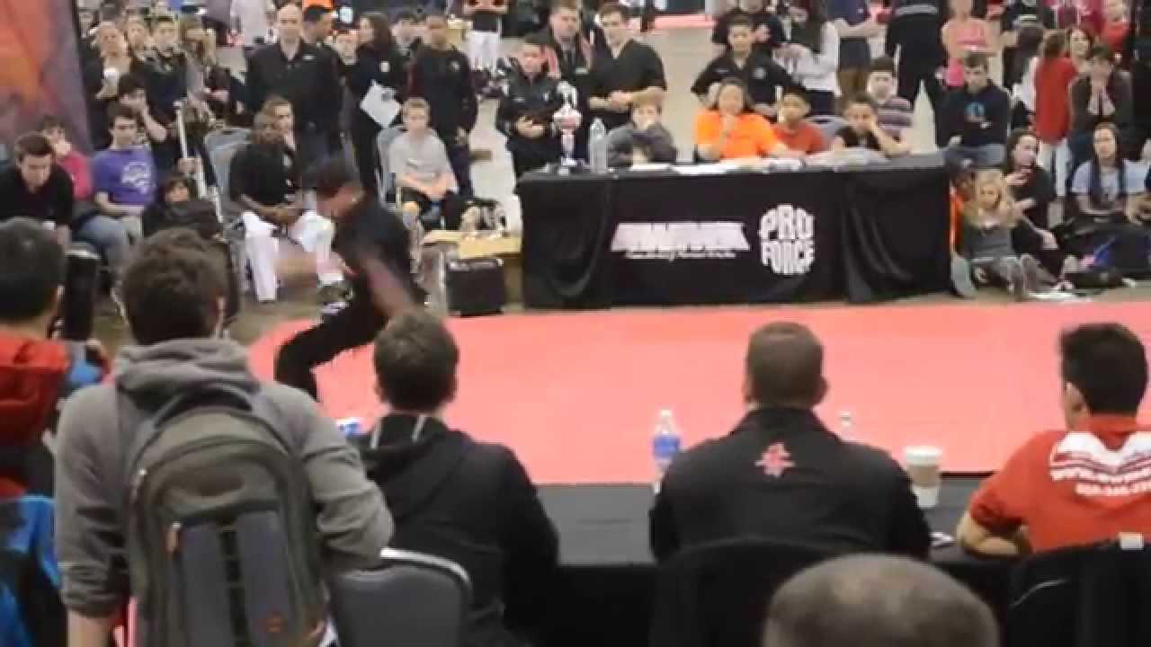 2015 Amerikick Karate Tournament - Philadelphia - YouTube