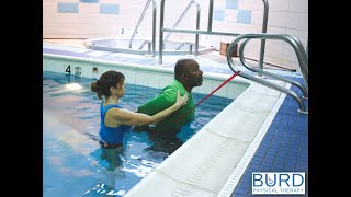 Ron uses Burd's Aquatic Therapy to Get Back to Bowling Strikes 🎳