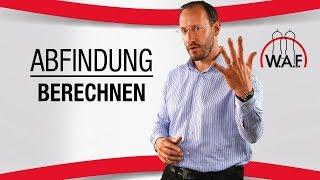 💸 Abfindung berechnen: So hoch ist DEINE Abfindung! 💸 | Betriebsrat Video