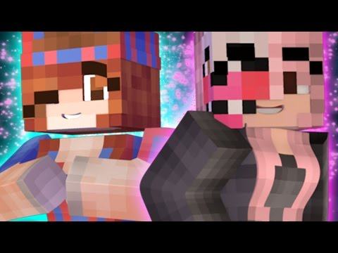 """FNAF World Five Nights in Anime - """"ANIME MANGLE GONE MISSING"""" (Minecraft Roleplay) Night 31"""