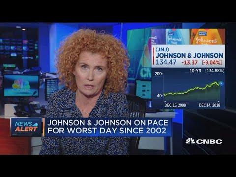 Reuters' Lisa Girion details her report on Johnson & Johnson baby powder
