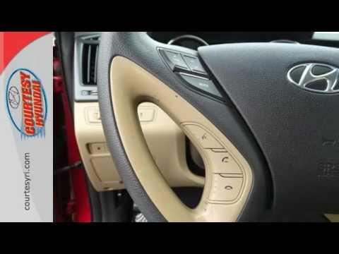 Used 2011 Hyundai Sonata Pawtucket Ri Warwick Ri 16h476a